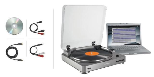 Top 3 USB Turntables: Quickly Convert Your Vinyl Records to Digital Audio Files