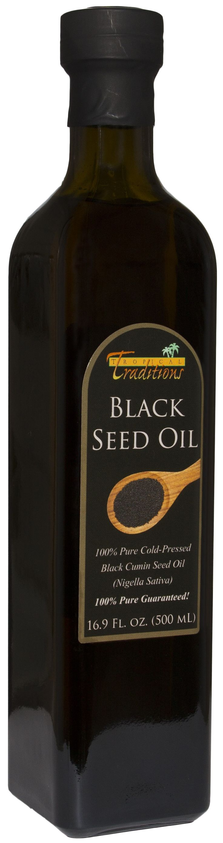 Tropical Traditions Introduces Black Cumin Seed Oil to its Product Line