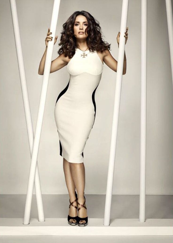 35 best SALMA HAYEK images on Pinterest | Beautiful women