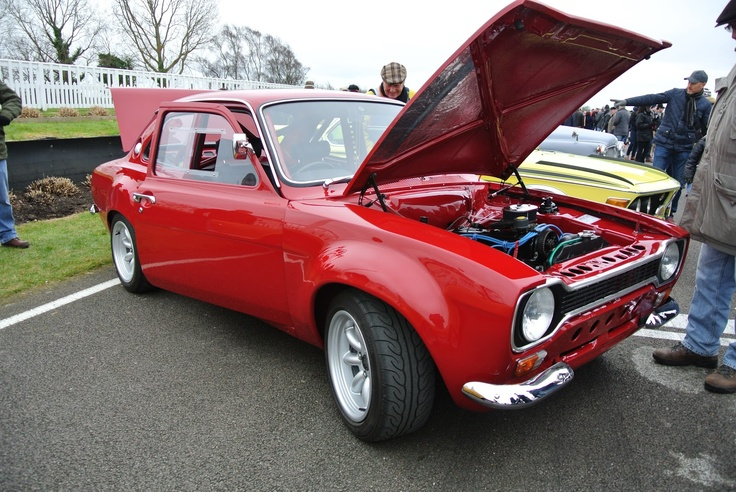 Ford Escort Mk1 1972