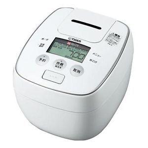 TIGER Rice Cooker JPB-H100-W White (JPBH100W)