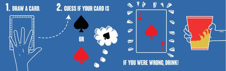 <b>Because there's only so many times you can play Never Have I Ever.</b>