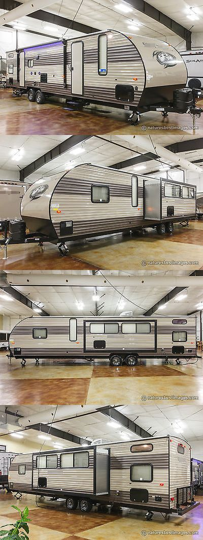 rvs: New 2017 29Te Limited Lite Bunkhouse Travel Trailer Quad Bunks Slide Out Camper -> BUY IT NOW ONLY: $17999 on eBay!