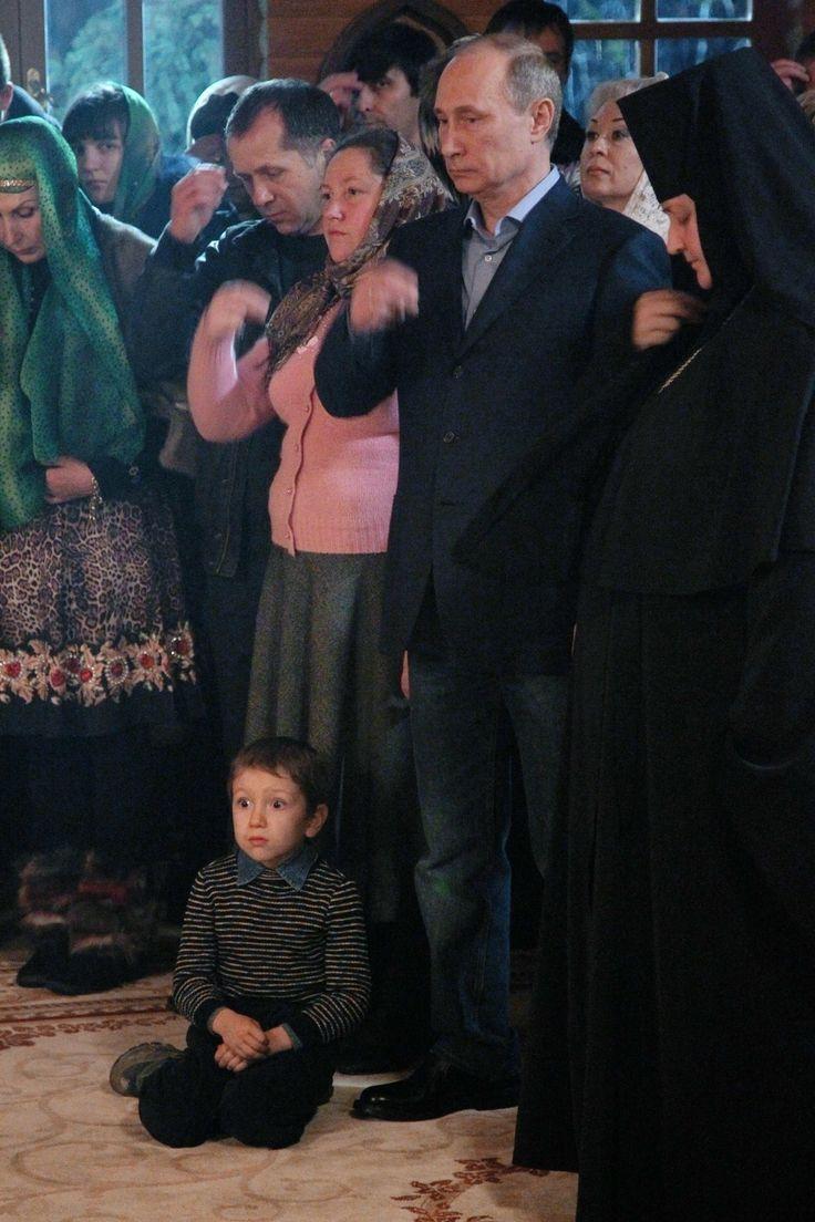 Vladimir Putin Said Something Absolutely Terrifying To This Kid