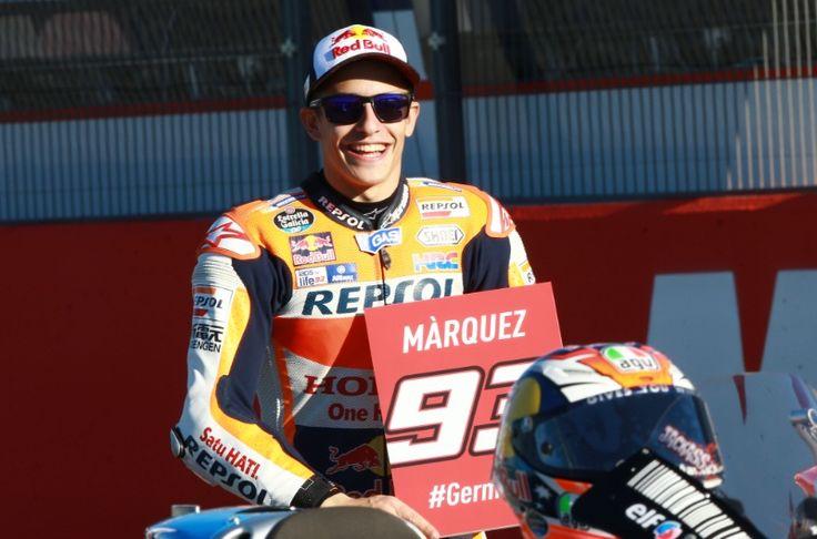 Marquez, Valencia MotoGP 2016