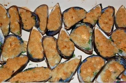 Cozze gratinate pugliesi by Puglia Chef Academy