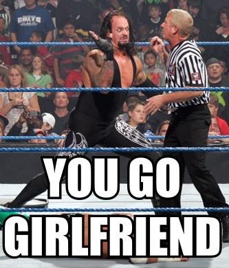 Undertaker Slap