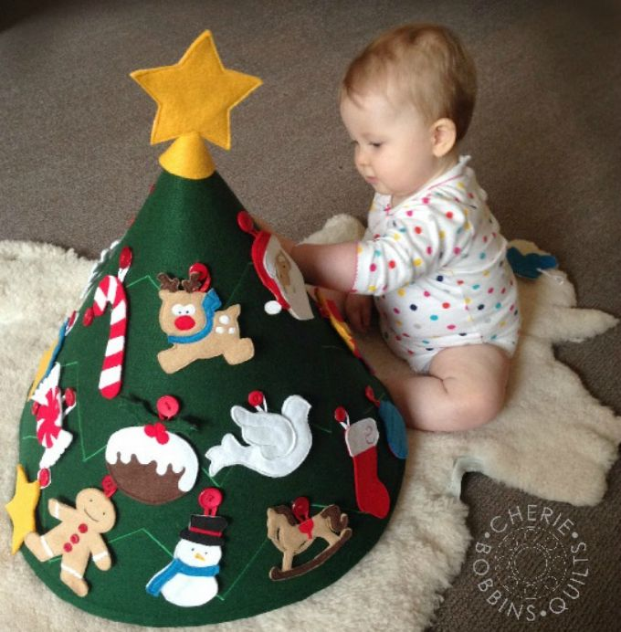 40 Christmas Craft Ideas To Try This Year: 1000+ Ideas About Baby Christmas Crafts On Pinterest