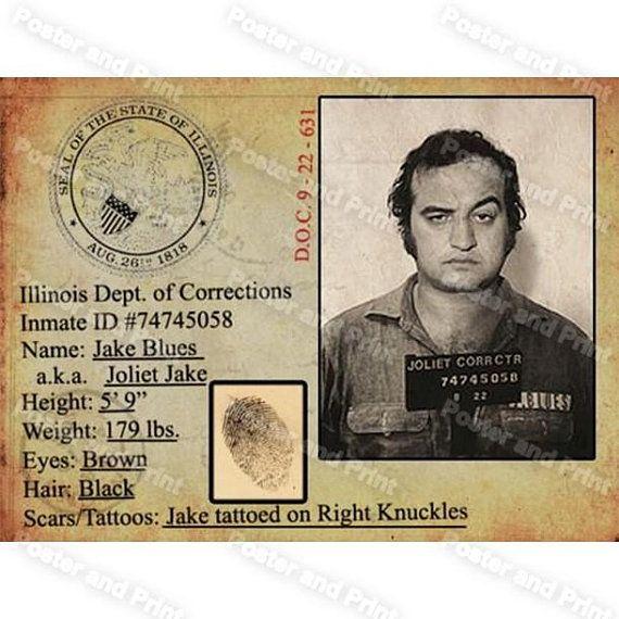 Frank Sinatra Mug Shot Photo in Jail Arrested for Seduction Poster HD Print