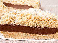 Sbriciolata fredda alla Nutella   Ricetta senza cottura