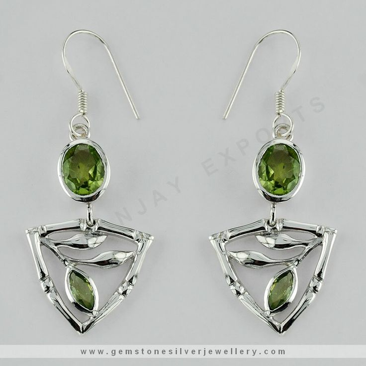 wholesale Silver earrings in Jaipur, India. https://www.gemstonesilverjewellery.com/pr…/bridal-earrings/ Product Description We have Ready Stock Silver Jewelry in Jaipur, And Supplies in Wholesale Price. Get A Sample Order only $99 From Jaipur, India. We used pure 92.5 sterling silver in our each design. We manufactured sterling silver earrings with Jaipur gemstones.