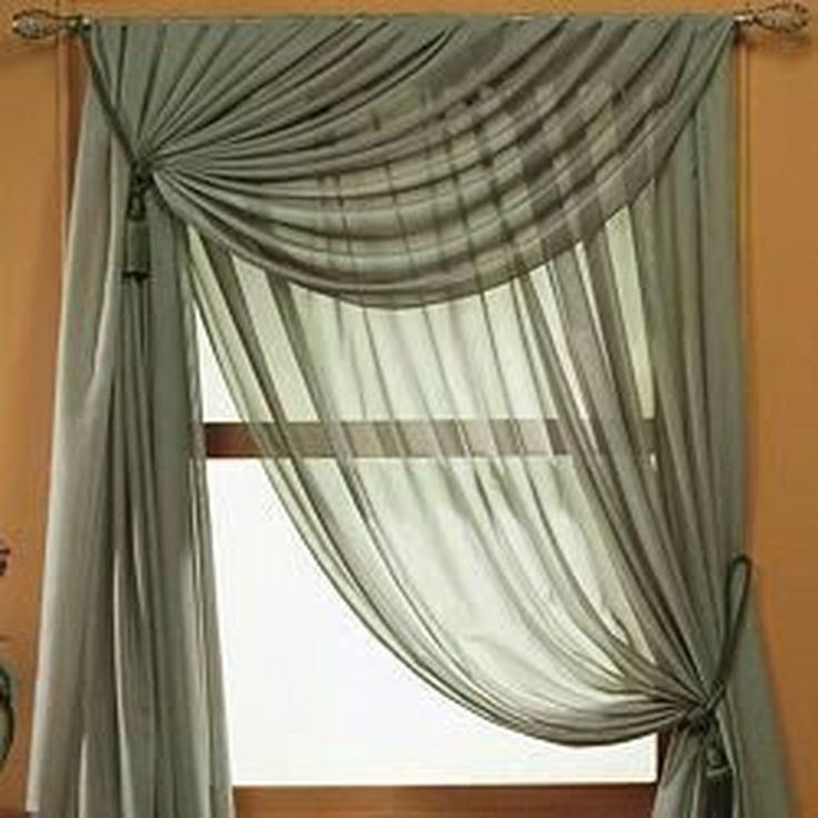 44 Modern Home Curtain Design Ideas