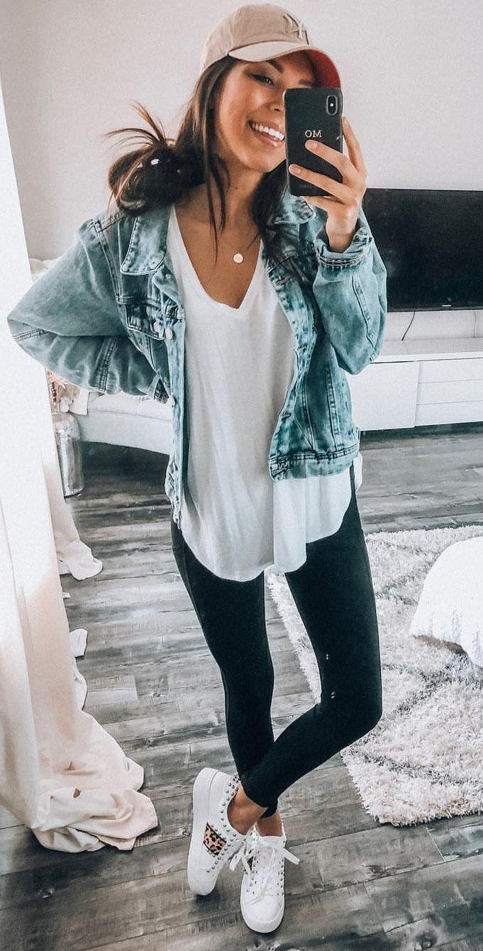 30 + Pretty Spring Outfits, um sich von der Masse abzuheben