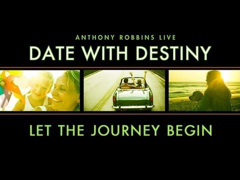 Tony Robbins' Date with Destiny: Let the Journey Begin! http://1502983.talkfusion.com/product/