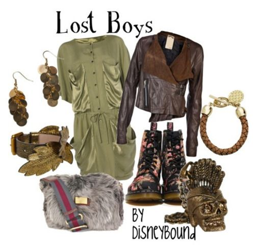 exceptional lost boys outfit