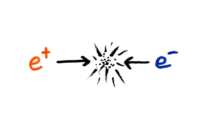 MinutePhysics Explains the Nature of Antimatter, Particles Identical to Matter but With the Opposite Charge
