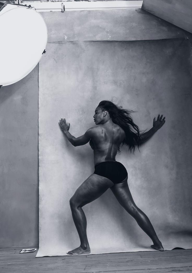 Serena Williams | Pirelli Calendar 2016