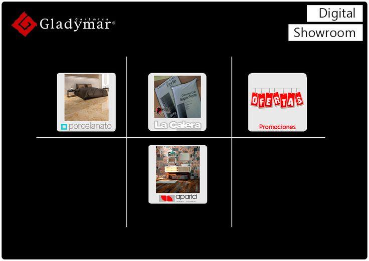 Digital Showroom | Cerámica Gladymar S.A.