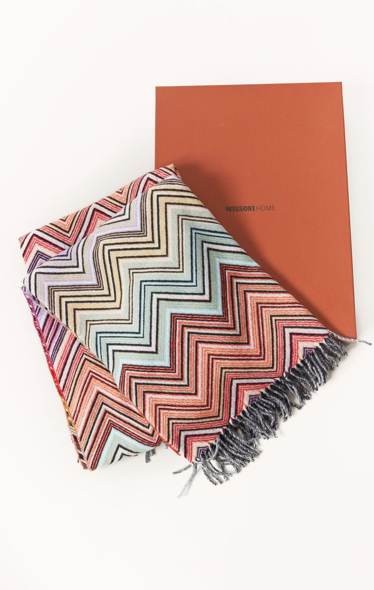 perseo throw by MISSONI #planetblue
