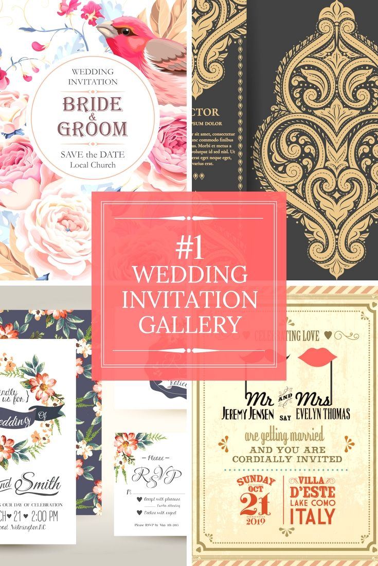 The Best Wedding Invitation Inspirations - Navigate Our Wedding ...