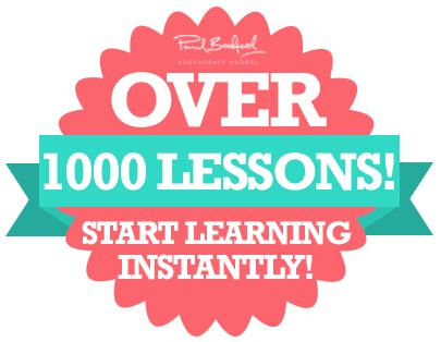 Online Cake Decorating Courses - 1000 video lessons available to learn instantly! - www.designer-cakes.com/membership-options #cakedecorating #sugarcraft