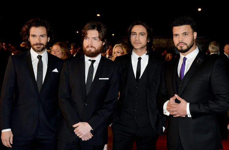 Photos of the Musketeers Cast Off Screen | POPSUGAR Celebrity UK#photo-37202758#photo-37202758#photo-37202758