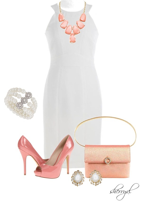 """Stand Out On The Red Carpet"" by sherryvl on Polyvore"
