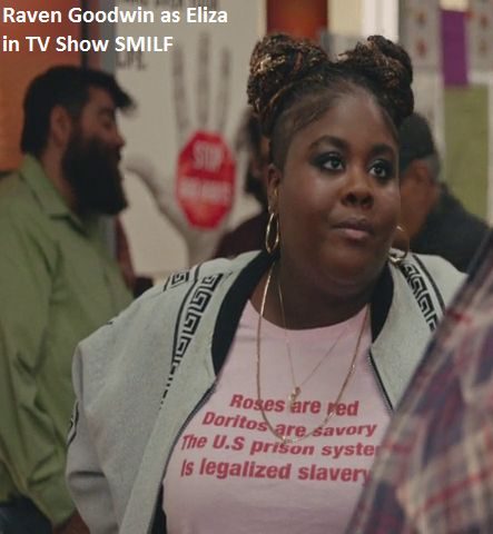 Raven Goodwin as Eliza in TV Show SMILF