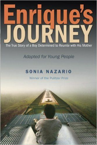 Enrique's Journey: The True Story of a Boy Determined to Reunite with His Mother: Amazon.co.uk: Sonia Nazario: 9780385743280: Books