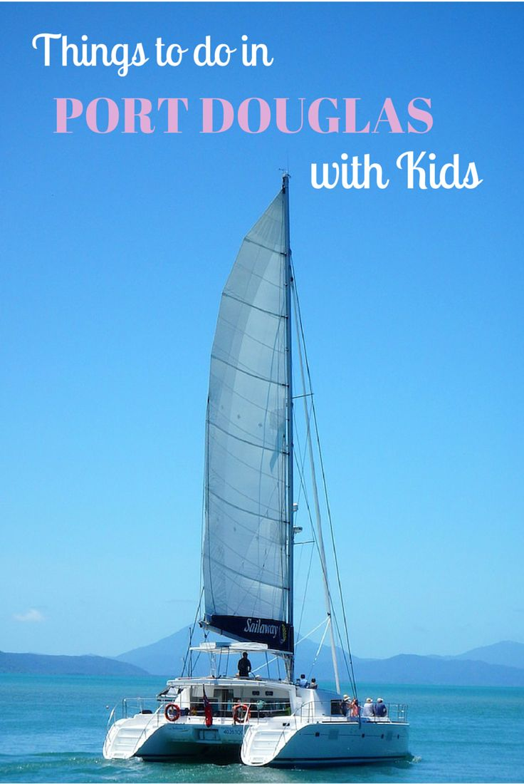 The best things to do in Port Douglas, Australia, with kids. Includes Great Barrier Reef tour, the Daintree Rainforest and Crocodile Cruises.