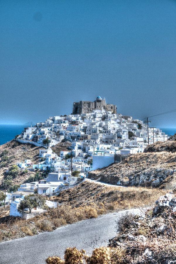 Astypalea Castle #Greece