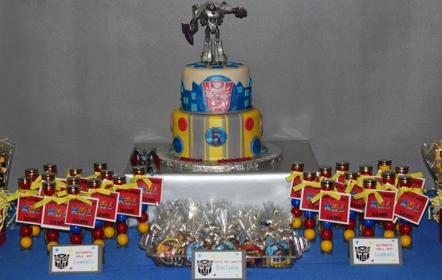 Transformer birthday, Transformers and Transformers birthday parties