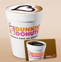FREE Medium Beverage at Dunkin Donuts | My Shopper Savings Deals http://deals.myshoppersavings.com/free-medium-beverage-at-dunkin-donuts/