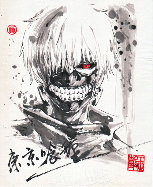 Best 42 Anime: Tokyo Ghoul Images On Pinterest
