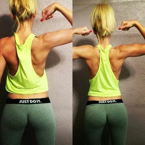 Pintrest Workouts Fitness: 9 Bicep Sculpting Moves For Sexy Arms.