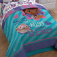 Doc McStuffins Comforter Set - Twin/Full