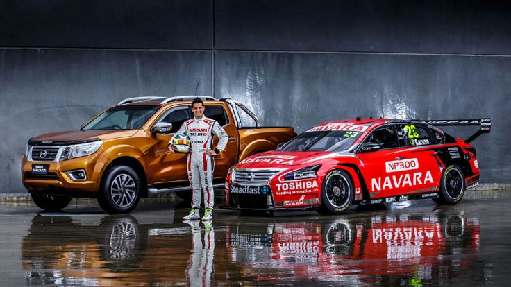 NP300 Navara Winton SuperSprint this weekend is Event 4 of 2015 V8 Supercars Cha