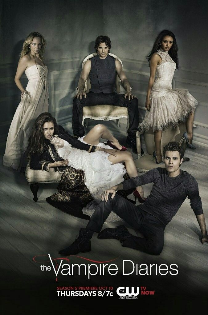 This Is True Friendship And Vamprism Vampire Diaries Season 5