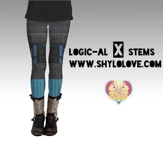 Logic Pro X Stems... with Shy Trance! Check em out at #ArtofWhere !