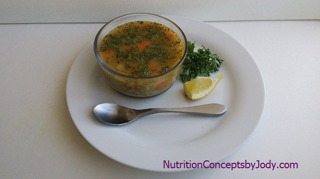 I found an intriguing soup recipe on My Fitness Pal app and doctored it (or mad science'd it) to come up with this soul warming, nourishing soup. It reminds me of Greek lemon chicken soups, …