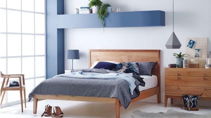 Home :: Bedroom :: Beds :: Bed Frames :: Lola Bed Frame - Natural