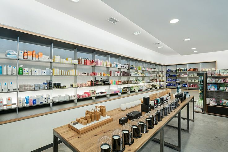 Mills Pharmacy and Apothecary on Architizer
