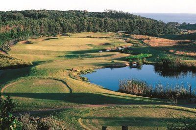 Golf Course Zimbali Coastal Resort in KwaZulu Natal, South Africa - From Golf Escapes
