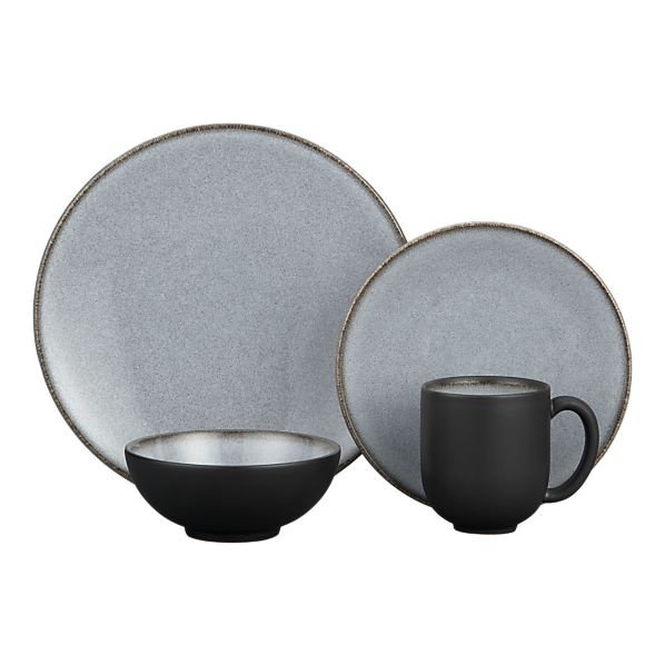 Asian dinnerware style thought differently