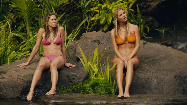 Jennifer Aniston & Brooklyn Decker