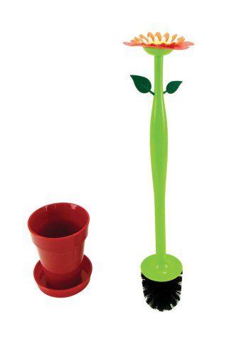 Flower Toilet Brush