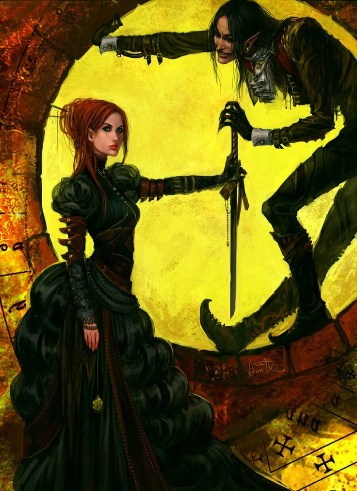 Эсмерея и король гоблинов