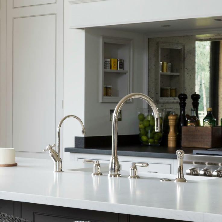 Quooker kitchen taps 6 inch pipe insulation