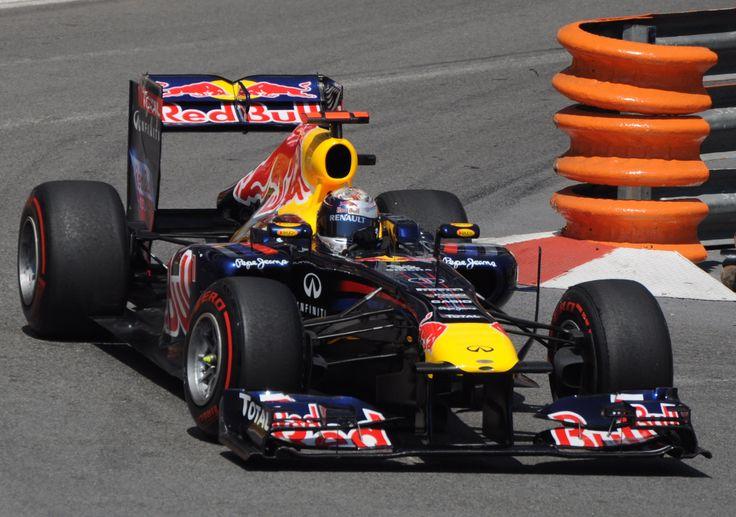 2011 Red Bull RB7 Kinky Kylie S Vettel M Webber F1