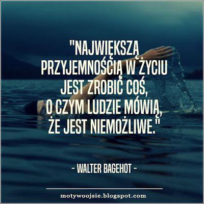 """MotywoojSię: """"Największą przyjemnością w życiu..."""" #sukces #motywacja #zycie #lepszezycie"""